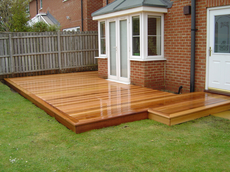 Decking coventry garden decking jw home improvements for Garden decking quotes uk