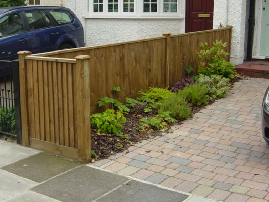 Types Of Front Garden Fencing: JW Home Improvements